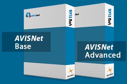 La suite AVISNet: la versione Base e Advanced